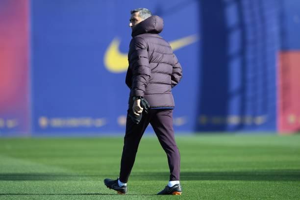 ITA: FC Internazionale v FC Barcelona: Group F - UEFA Champions League