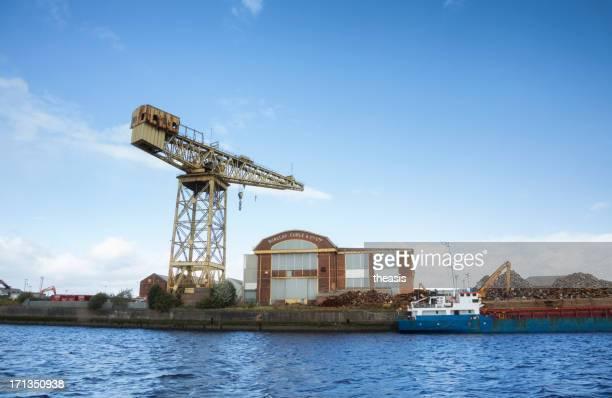 Barclay Curle Clydeholm Shipyard, Glasgow