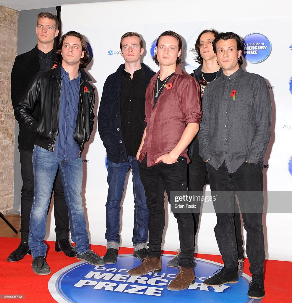 Barclaycard Mercury Prize Nominations Launch Photos and Images ...