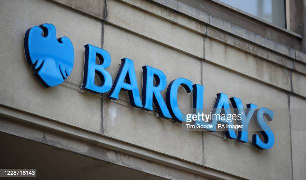 Barclays Bank in Sheffield, South Yorkhire. Photo credit should read: Tim Goode/PA Wire
