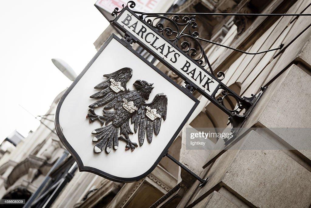 Barclays Bank : Stock Photo