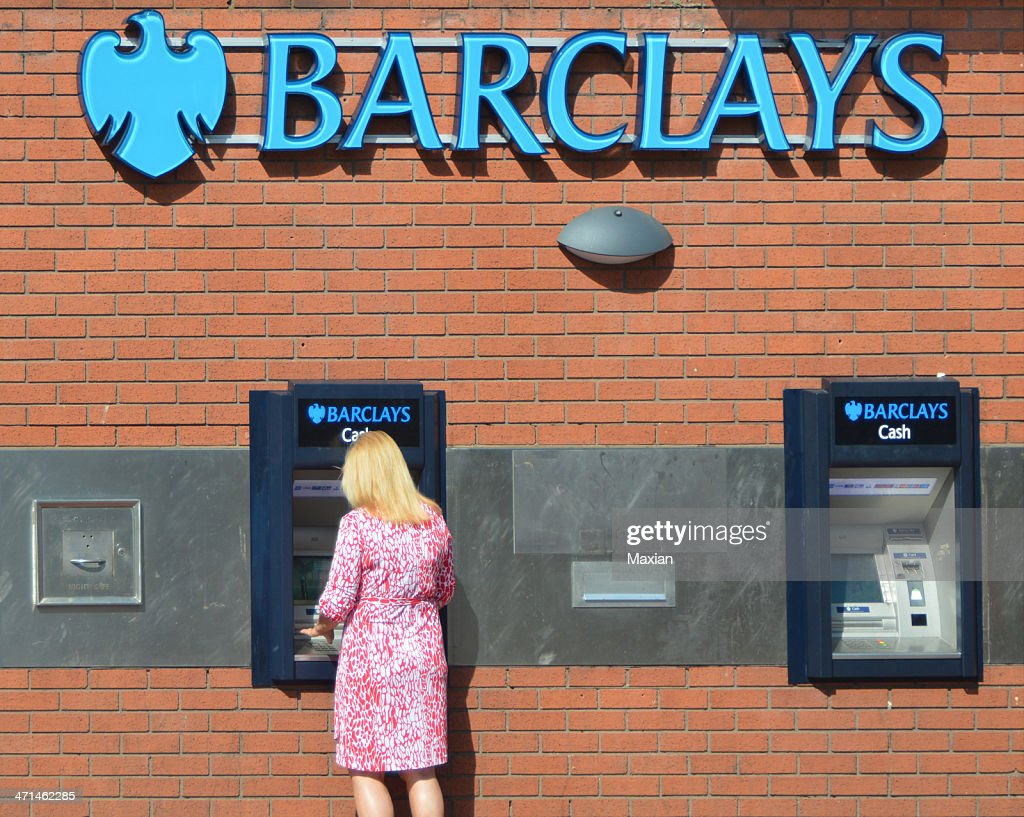 Barclays Bank : Stock Photo