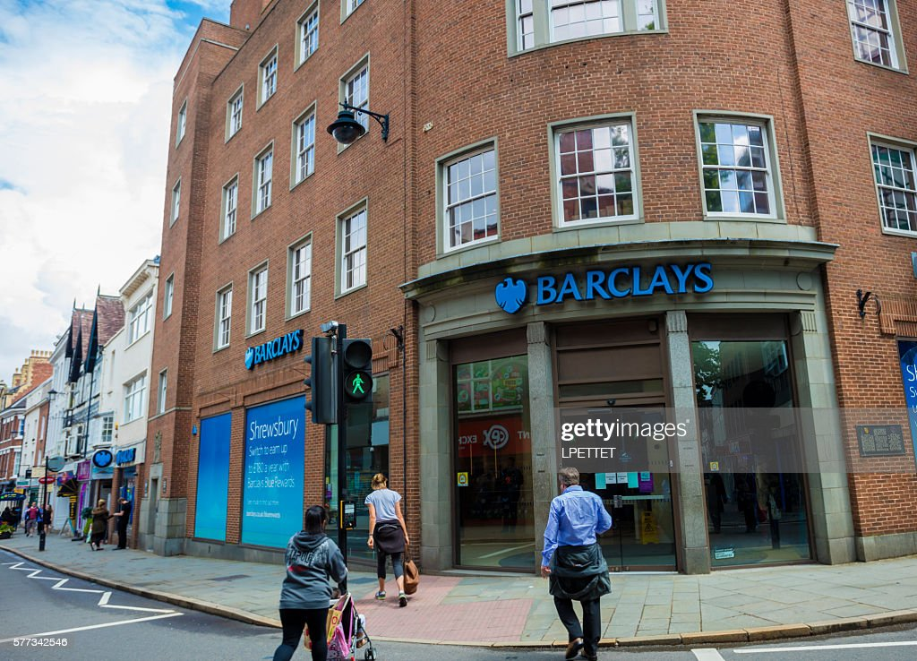 Barclays Bank : Foto stock