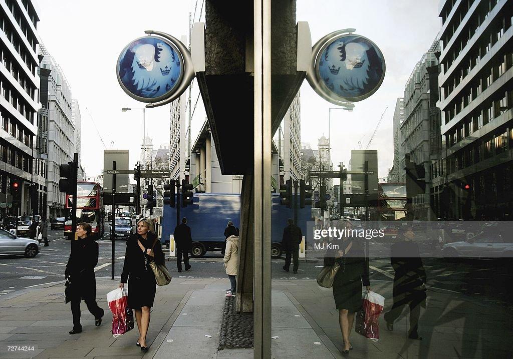 City Of London At Hub Of World Finance : News Photo