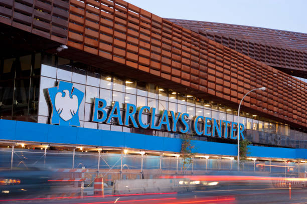 Barclays Center 19,000-seat stadium opens to the public on September 28th, 2012 with a Jay-Z concert