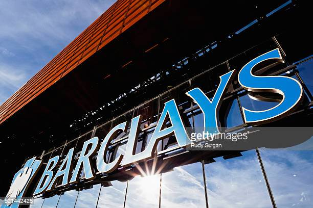barclays center in brooklyn, new york - barclays center brooklyn stock pictures, royalty-free photos & images