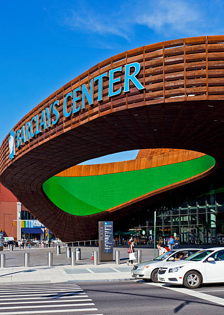 Barclays Center in Brooklyn, New York