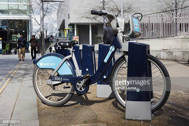 Barclays Cycle Hire bikes in London Cycle Hire is a public bicycle sharing scheme in London The bicycles are popularly known as 'Boris Bikes' after...