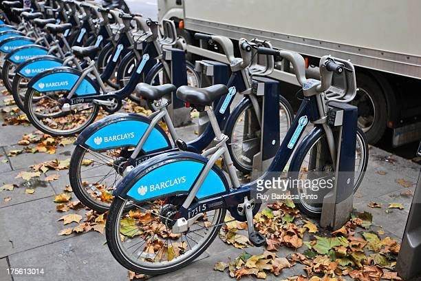 CONTENT] Barclays Cycle Hire is a public bicycle sharing scheme in London United Kingdom The scheme's bicycles are popularly known as 'Boris Bikes'...