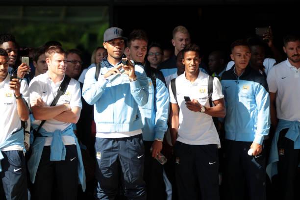 best loved ca1b5 1b5d3 Soccer - Barclays Premier League - Manchester City South ...