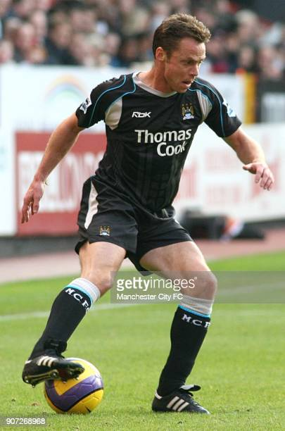 FA Barclays Premiership Charlton Athletic v Manchester City The Valley Paul Dickov Manchester City