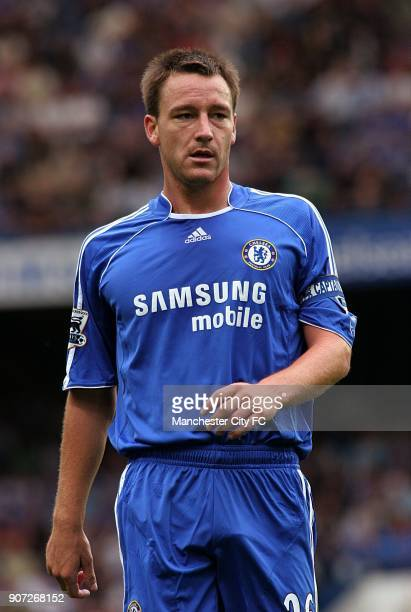 FA Barclays Premiership Chelsea v Manchester City Stamford Bridge John Terry Chelsea