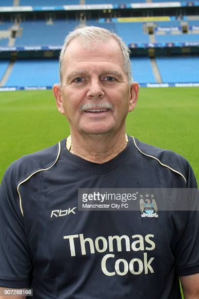 FA Barclays Premiership Manchester City Photocall 2006 City of Manchester Stadium Alan Raw Manchester City