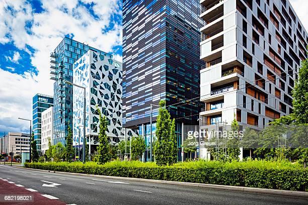 'Barcode' buildings