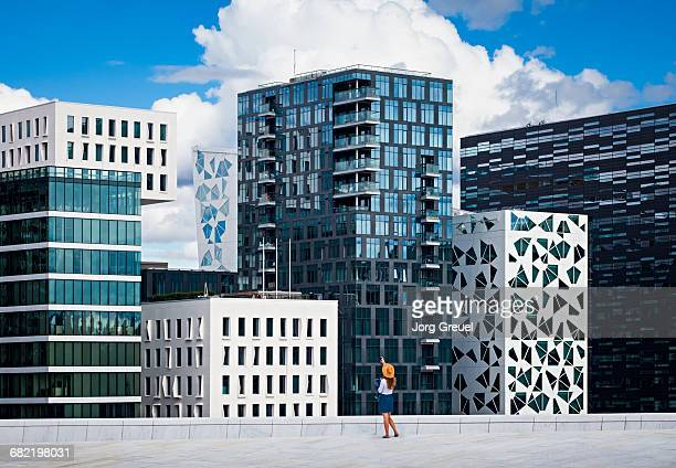 'barcode' buildings - オスロ ストックフォトと画像