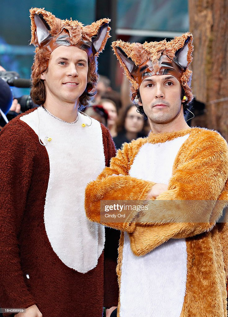 "YLVIS Performs On NBC's ""Today"""