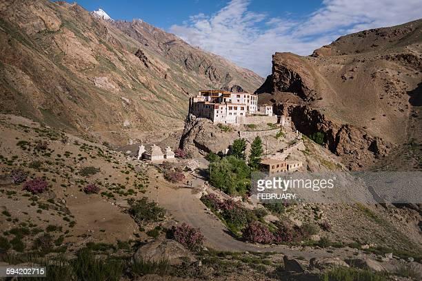 Bardan Gompa, monastery, Zanskar