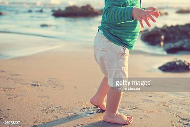 Bare Feet - Toddler