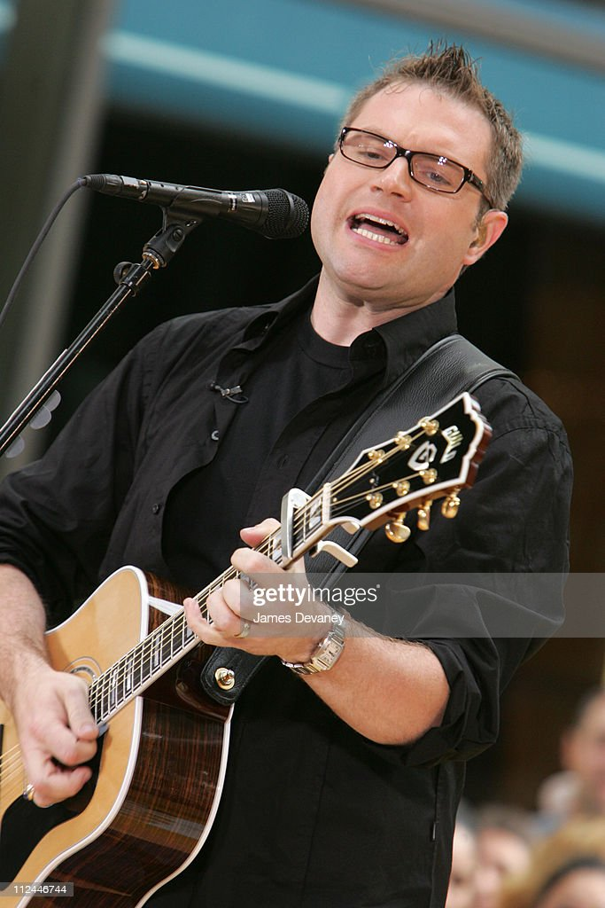 """Barenaked Ladies Perform on """"The Today Show"""" Summer Concert Series - July 9, 2004"""