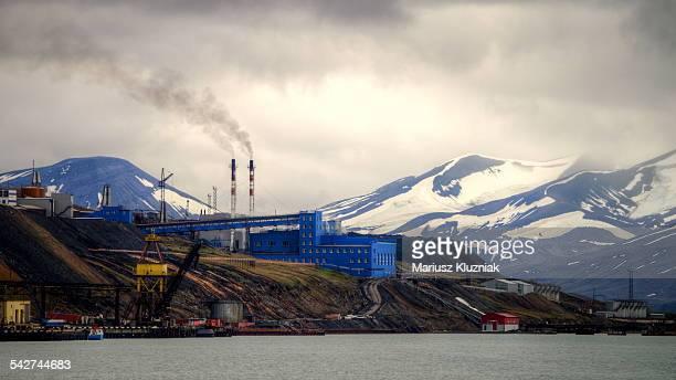 Barentsburg Svalbard settlement