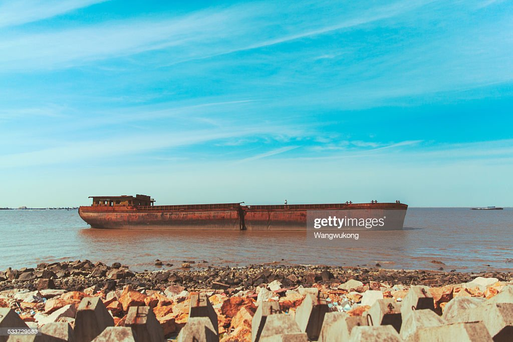 barge : Foto stock