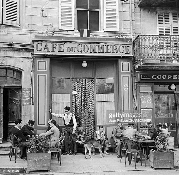 Bargemon The Cafe Du Commerce