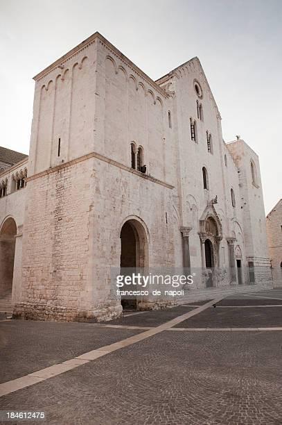 Bari, Basilica of Saint Nicholas. Apulia, Southern Italy.