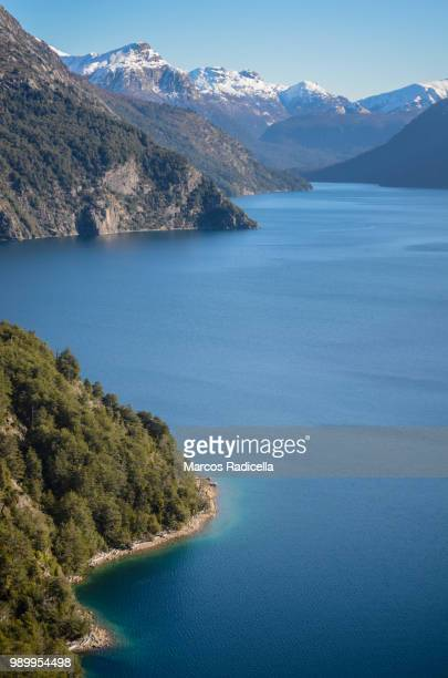 bariloche, patagonia, argentina - radicella bildbanksfoton och bilder