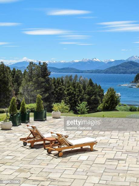 bariloche, patagonia argentina - radicella stock photos and pictures