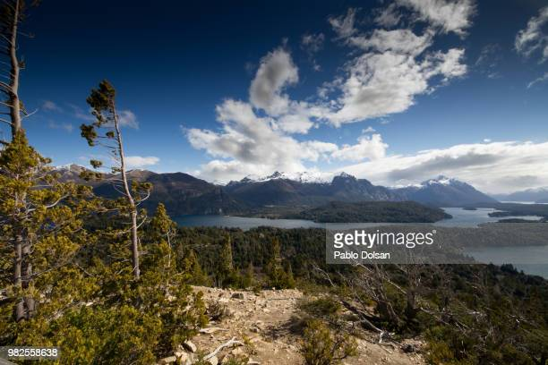 bariloche #2 - bariloche stock pictures, royalty-free photos & images