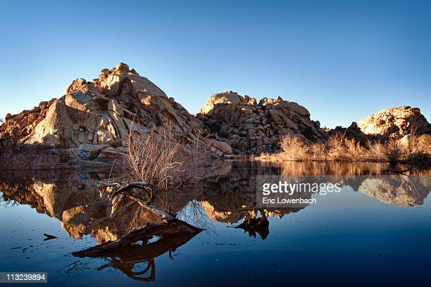 barker dam - lowenbach stock photos and pictures