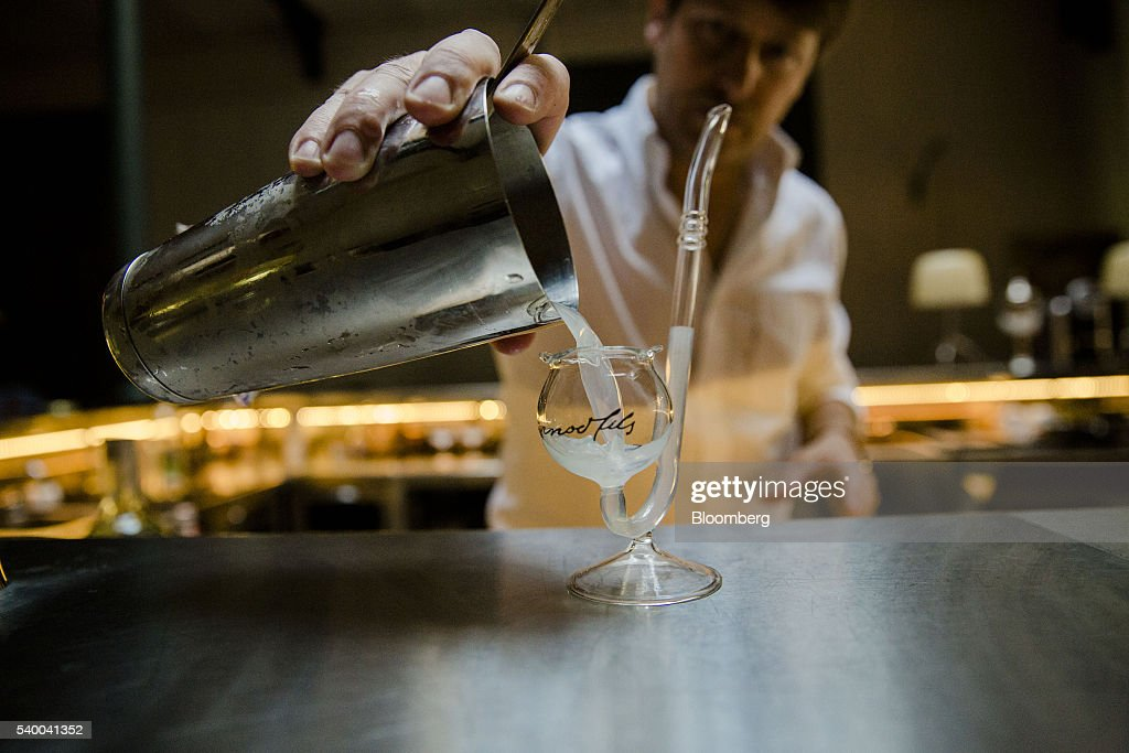 Cocktail au ricard