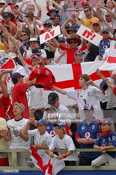 Barmy Army Australia v England 3rd Test Perth Dec 06