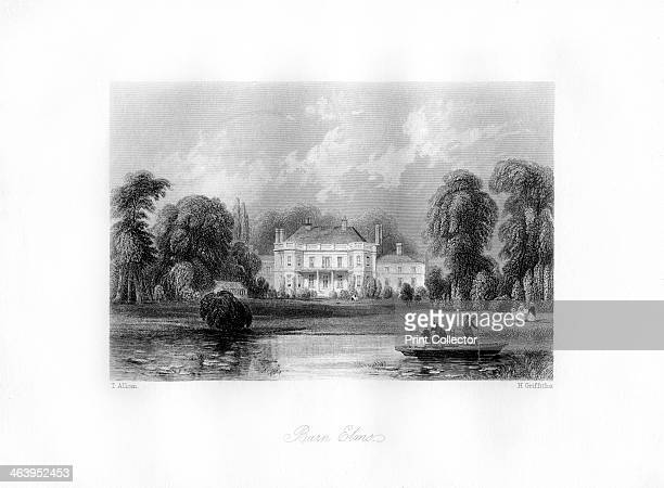 Barn Elms Richmond upon Thames 19th century For many years the KitCat Club met at Barn Elms At that time the area was rural It has since become part...