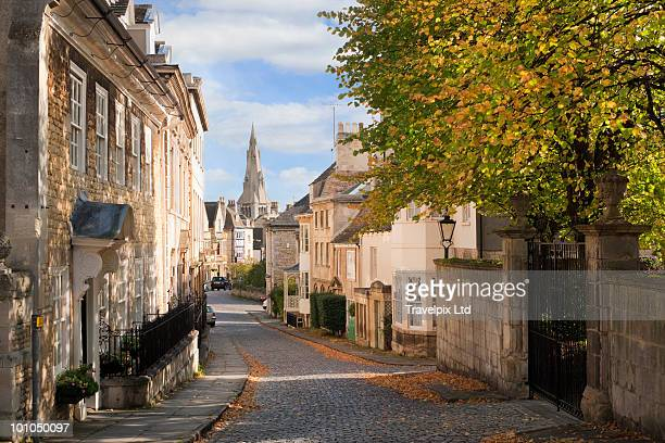 barn hill, stamford, lincolnshire - lincolnshire stock pictures, royalty-free photos & images