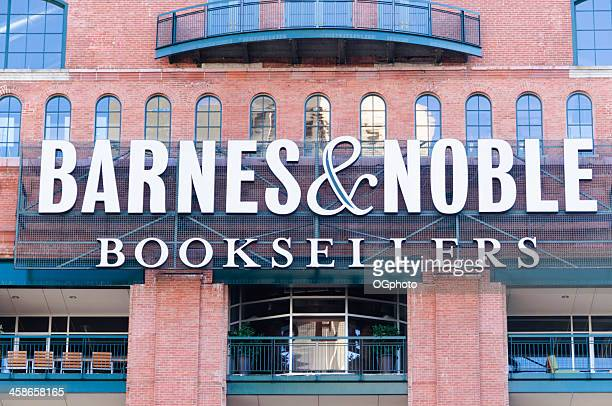 Barnes & Noble store at Inner Harbor in Baltimore, Maryland