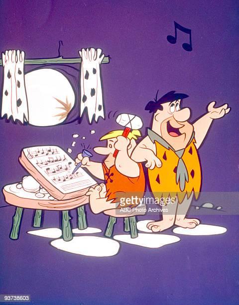 FLINTSTONES 9/30/604/1/66 Barney Rubble Fred Flintstone