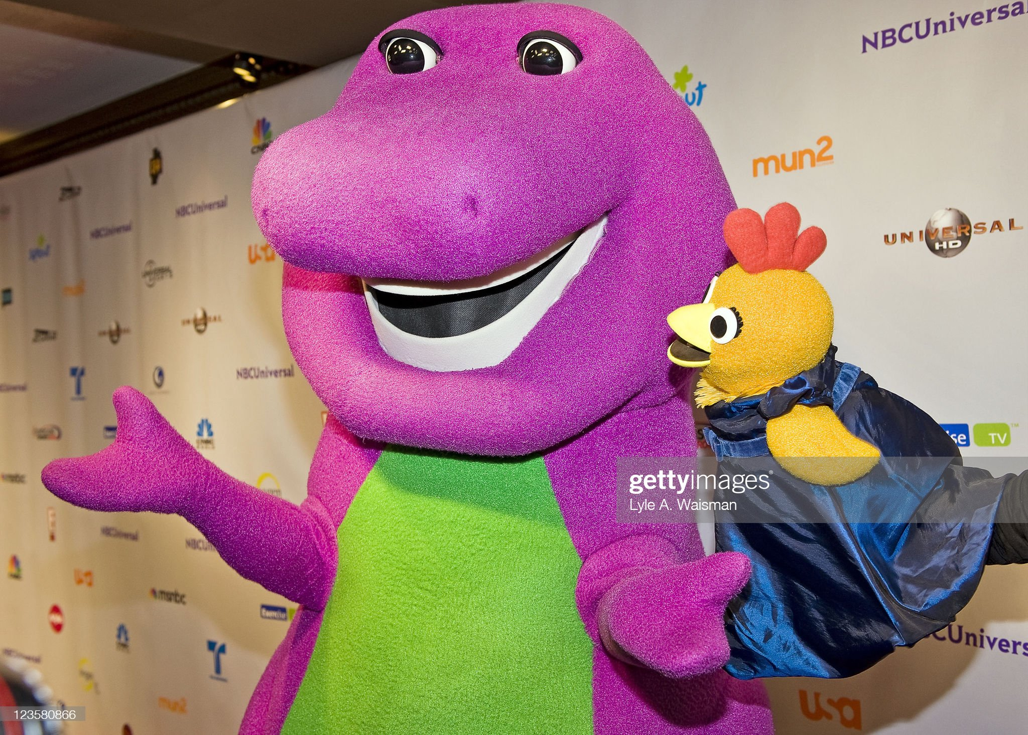 Where is 'Barney' today?