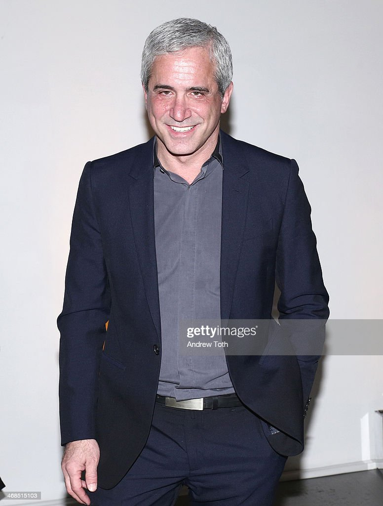Barneys creative director Dennis Freedman attends the dinner to celebrate the Brothers, Sisters, Sons And Daughters Spring 2014 campaign launch on February 10, 2014 in New York City.