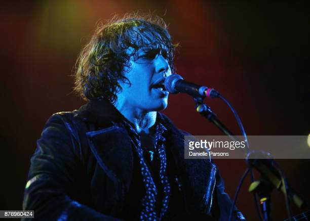 Barns Courtney performing at Troubadour on November 20 2017 in West Hollywood California