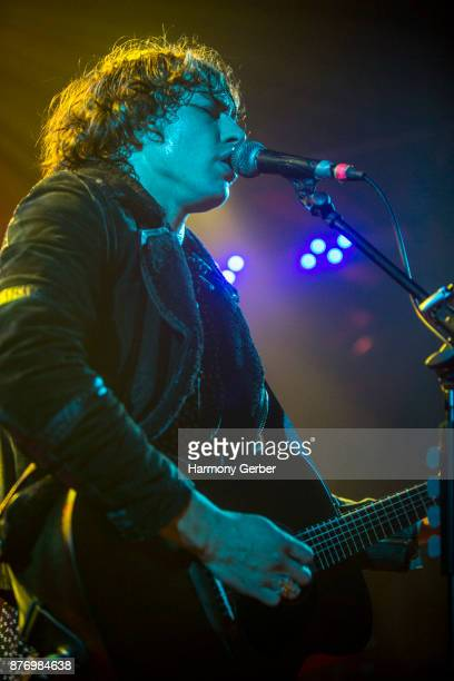 Barns Courtney performs at The Troubadour on November 20 2017 in Los Angeles California