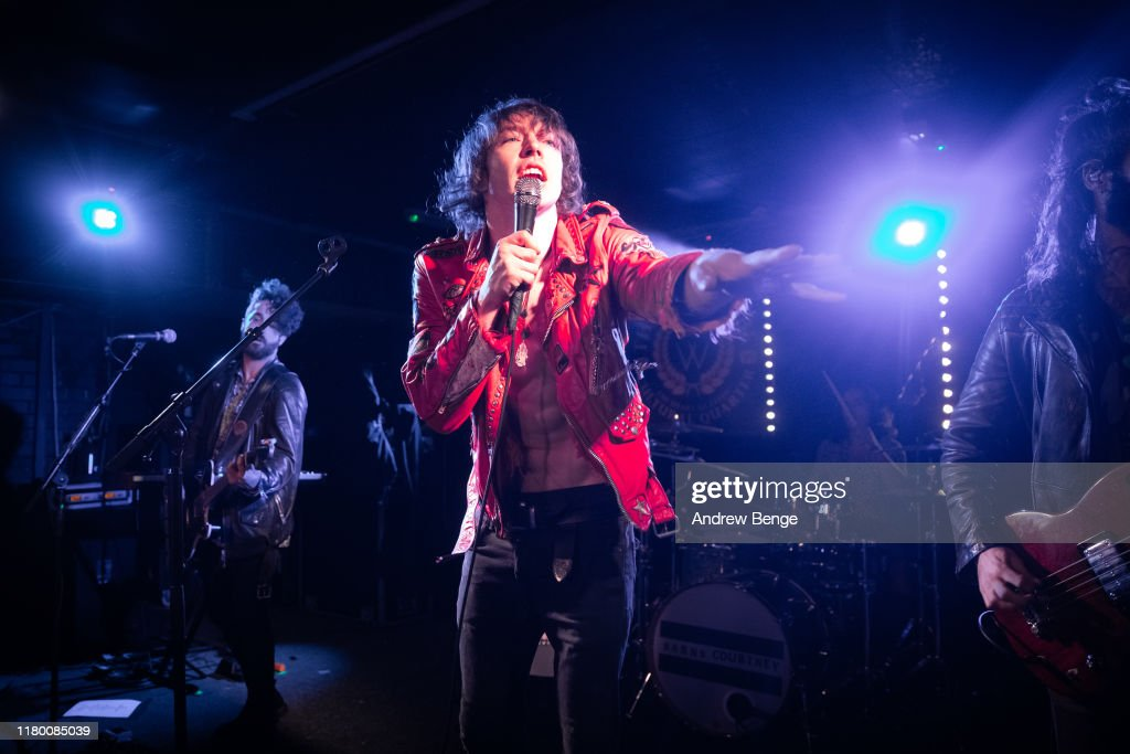 Barns Courtney Perform At The Wardrobe, Leeds : News Photo