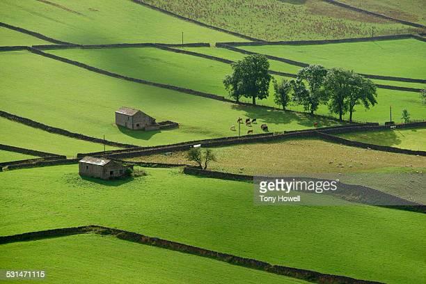 Barns, Kettlewell