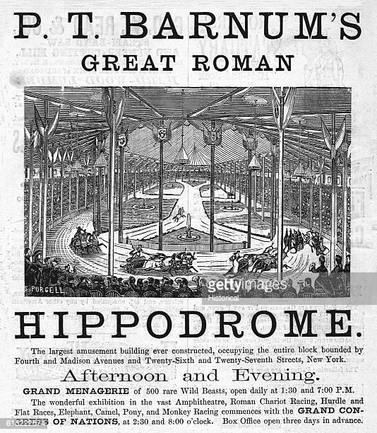PT Barnum's Great Roman Hippodrome