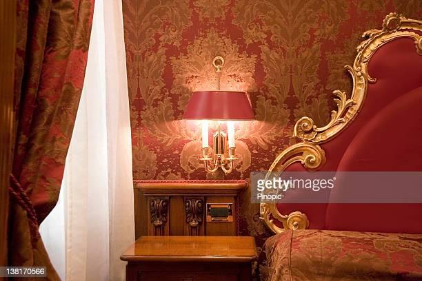 Barocco y de lujo en la habitación