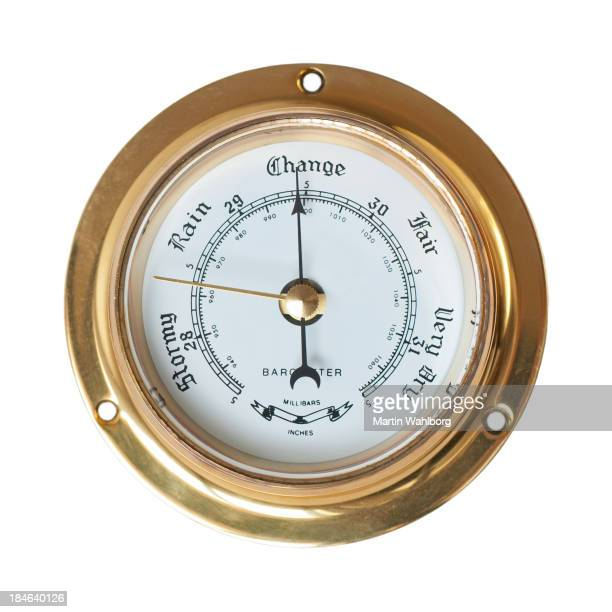 Barometer - Change in weather