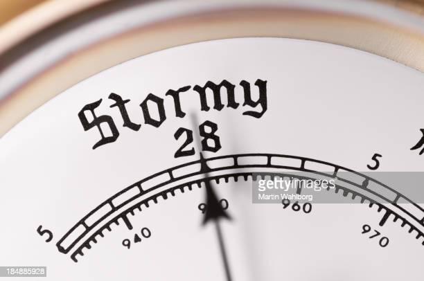 Barometer on Stormy