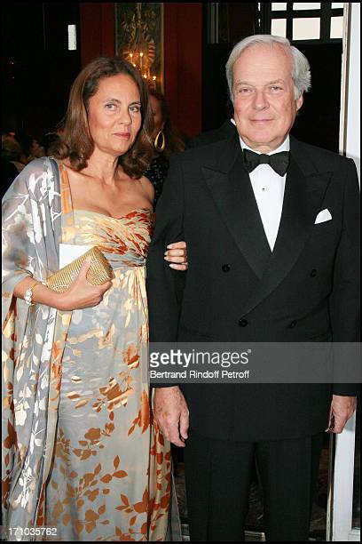 Baron and Baroness David of Rothschild Ball of Deauville to the benefit of the association Care France and in the occasion of the creation of Care...