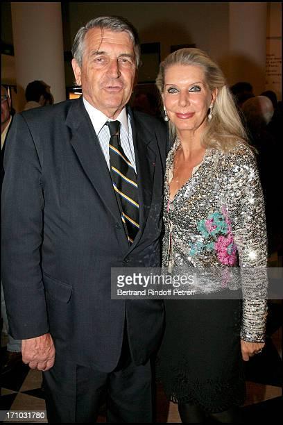 Baron and Baroness Gilles Ameil L'Orchestre Philarmonique De Monte Carlo Fete Ses 150 yearsold A La Salle Pleyel Monte Carlo Philarmonic Orchestra...