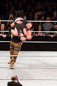 cologne germany baron corbin competes ring
